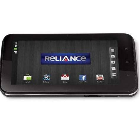 Tablet Lenovo Cdma buy reliance cdma tab calling tablet at best price in india on naaptol