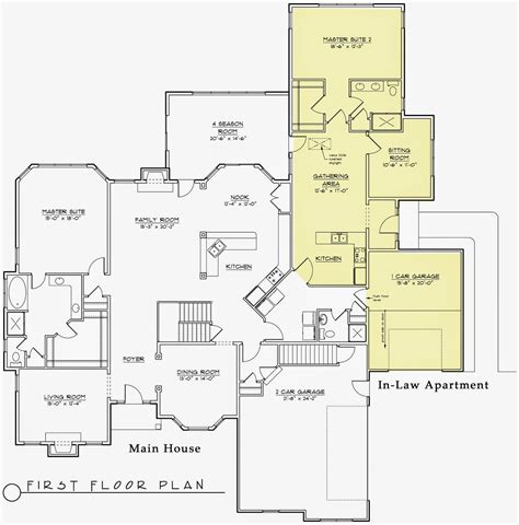 hodorowski homes rising trend for law apartments house plans with mother suites and suite
