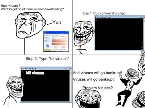 how to get rid of a virus on android phone how to get rid of viruses by derperer meme center