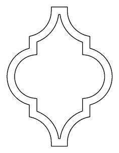 Moroccan Tile Template by Best 25 Moroccan Pattern Ideas On Moroccan