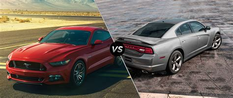 ford charger 2012 2012 dodge charger vs ford mustang