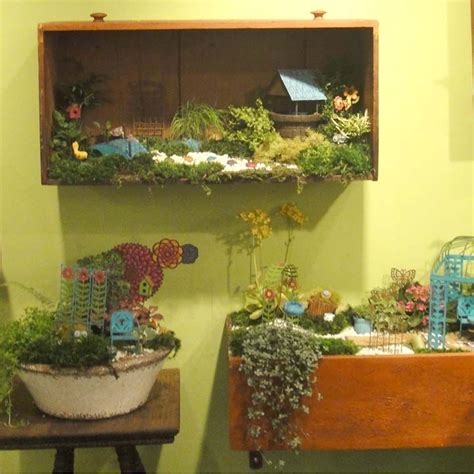 miniature gardening com cottages c 2 three assorted exles of imagineering at work