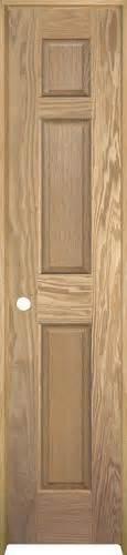 Solid Oak 6 Panel Interior Doors by Mastercraft Unfinished Oak 6 Panel Prehung Interior Door