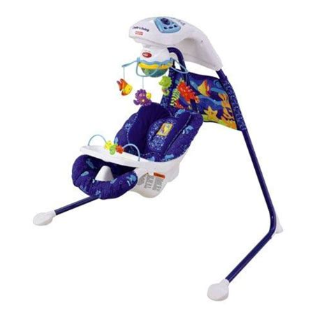 gogo swing cradle n swing baby on a go go