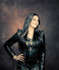 Floor Jansen With Floor Jansen Of Nightwish Interviews