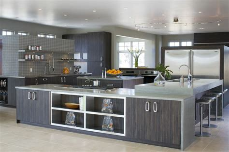 10 most durable modern kitchen cabinets homeideasblog com 7 stainless steel kitchen cabinets with modern look