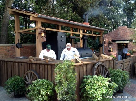 The Smokehouse Barbecues And Brews 2015 Epcot Flower And Garden Festival The