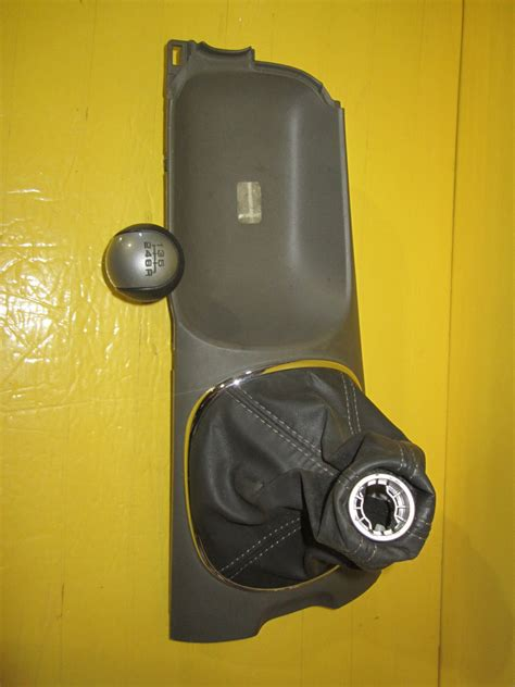 Rsx Automatic Shift Knob by Acura Rsx Shifter Knob Shifter Cover 6 Speed Used Auto