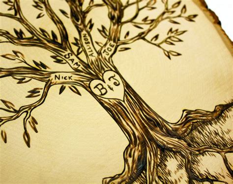 wood burning templates 22 best family tree images on family tree