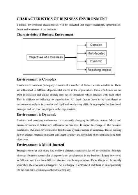 thesis on educational attainment internal factors in business environment essay