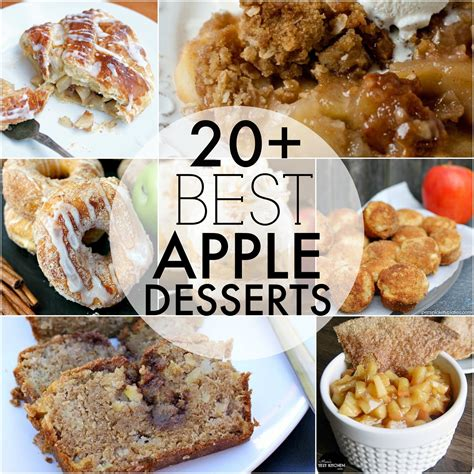the best apple desserts 187 persnickety plates