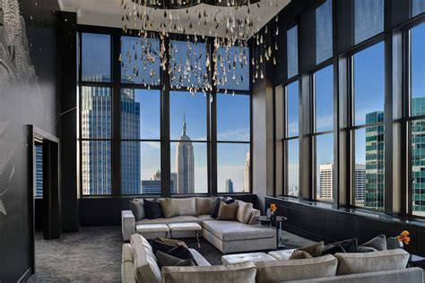 Apartment Hotel Nyc Staycate At One Of Nyc S Swankiest Hotels New York Post
