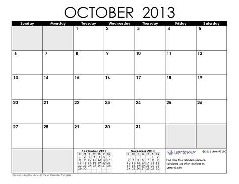 free october calendar template printable 2014 calendar with holidays south africa autos
