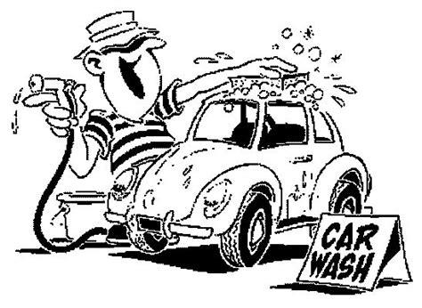 coloring page car wash free car wash printable coloring pages