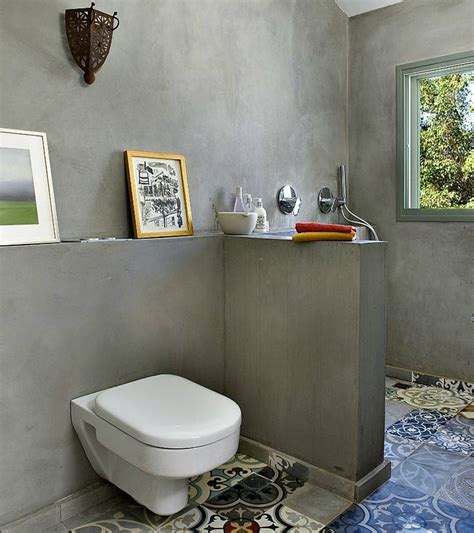 tile less walls cement tiles in shower no tiles in