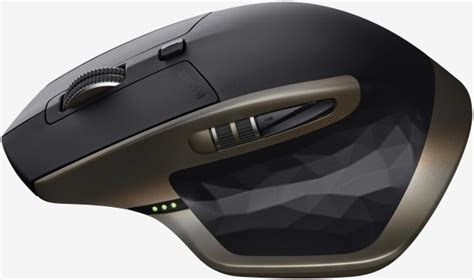 Mouse Wiireless Advance logitech s new mx master wireless mouse said to be its best yet techspot
