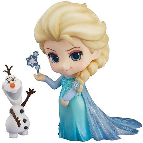 Nendroid Elsa And Frozen 475 550 Smile Company Kws nendoroid frozen elsa 475
