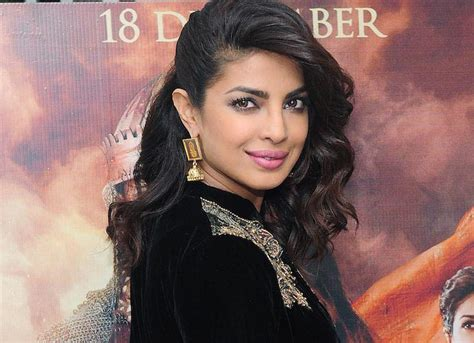 hindi film quantico priyanka chopra on bajirao mastani quantico