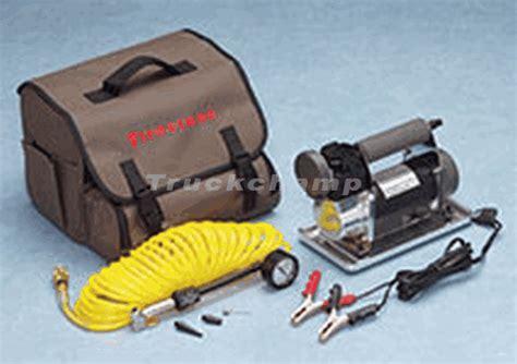 firestone 9289 12 volt mobile portable air compressor 33 duty cycle 100 psi 30a