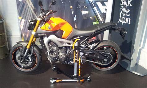 Motorradständer Yamaha Mt 09 by Yamaha Produke Erstellen Motorradst 228 Nder Montagest 228 Nder