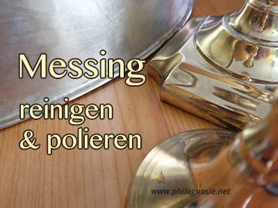 Ring Selbst Polieren by Messing Polieren Messing Reinigen Und Auf Hochglanz