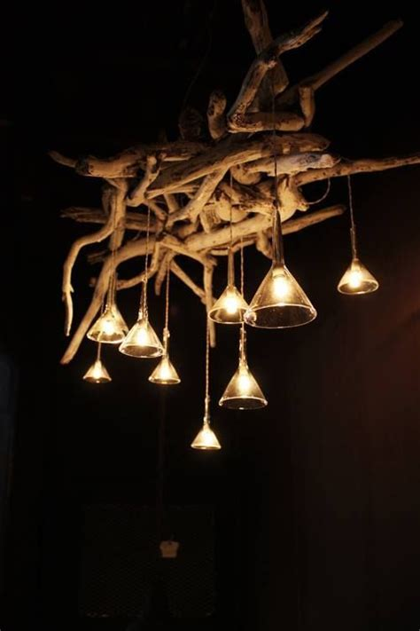 Driftwood Lights Lights Pinterest Driftwood Light Fixtures