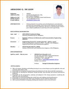 personal background sle resume 100 personal background sle resume 100 resume