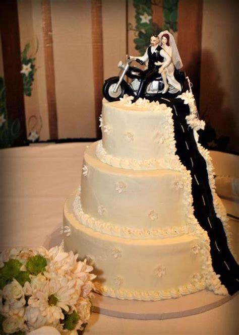 cool motorcycle themed wedding ideas weddingomania