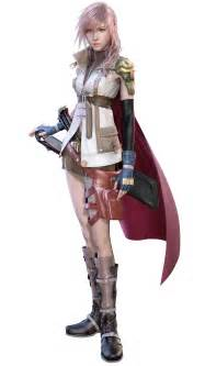 Lightning Character Awesome Characters Lightning Serah Farron