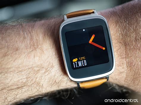 Zen Smartwatch asus zenwatch review android central
