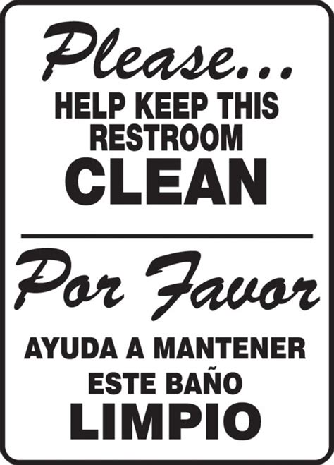 how to say clean the bathroom in spanish brilliant 20 bathroom sign in spanish decorating design
