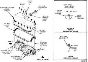 2001 ford ranger pan leak 6 cylinder 30 how to