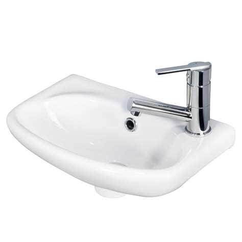 powder room basins donson terrace powder room basin 1th bunnings warehouse