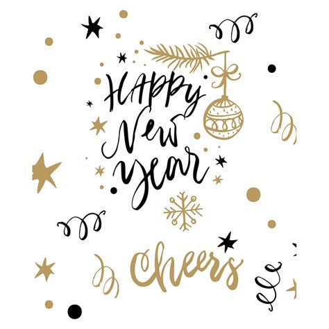 cheers happy new year cheers to the new year printed backdrop backdrop express