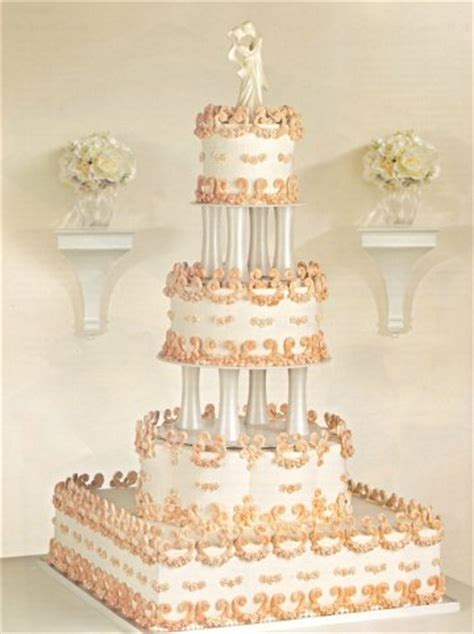 Christian Wedding Cake by Wedding Cake Ideas Pictures Of Wedding Cakes