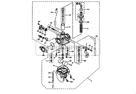 1999 yamaha blaster wiring diagram imageresizertool