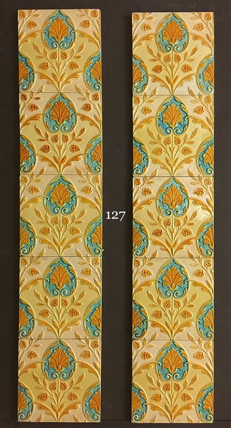 minton hollins home design products minton hollins co majolica tiles fireplace restoration
