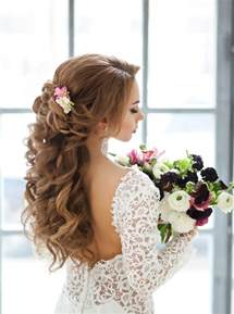 55 Brautfrisuren Stilvolle Haarstyling Ideen F 252 R Lange Haare