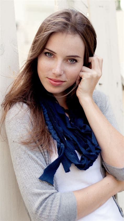 x girl wallpaper download 720x1280 cute girl wearing blue scarf galaxy s3 wallpaper