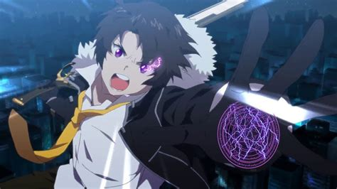 Anime To 2018 by Top 10 New Anime With Cool Badass Character