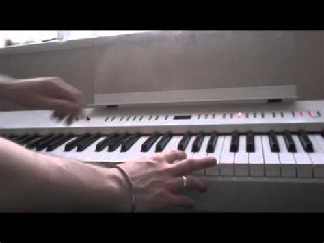 tutorial piano light my fire light my fire piano tutorial youtube