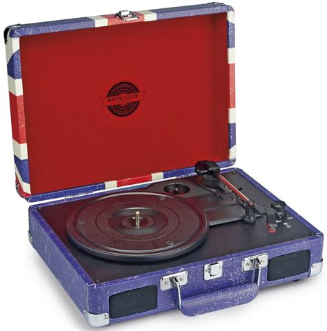 Portable Player 10 best portable briefcase record players for the money