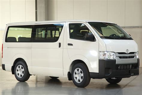 Toyota Hiace Seating Capacity Toyota Hiace 15 Seats Cps Africa