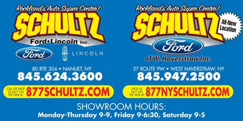 Schultz Ford Nanuet by Schultz Ford Lincoln Inc Nanuet Ny Read Consumer