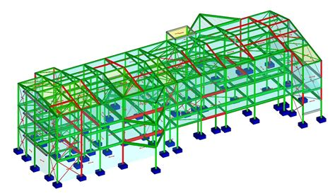 Will I Pass A Background Check With A Misdemeanor 3d Frame Analysis With Links To Steel And Concrete Design Cads Uk