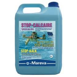 anti calcaire piscine stop calcaire