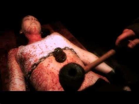 navel stab torture trailer filme de terror hangman 2016 carrasco 2016