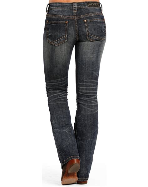 low rise boot cut rock roll s rival low rise boot cut