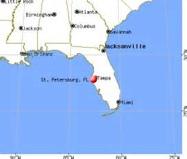 st petersburg florida fl profile population maps
