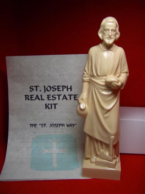 the myth of the st joseph statue coastal florida real